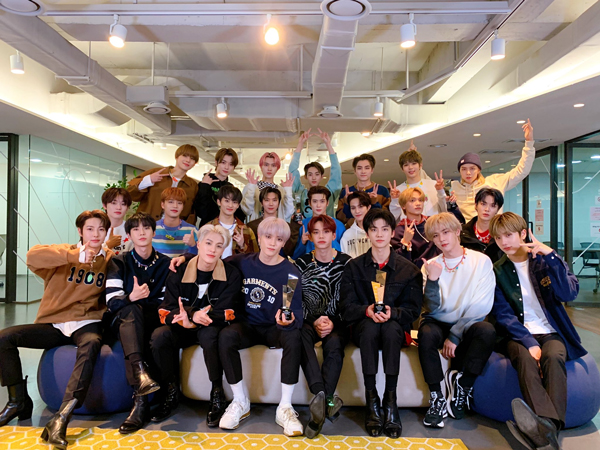 NCT Akhiri Episode Terakhir 'NCT World 2.0' Lewat Spesial Stage