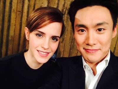Emma Watson Puji Aktor Oh Sang Jin Setelah Interview Film 'Noah'