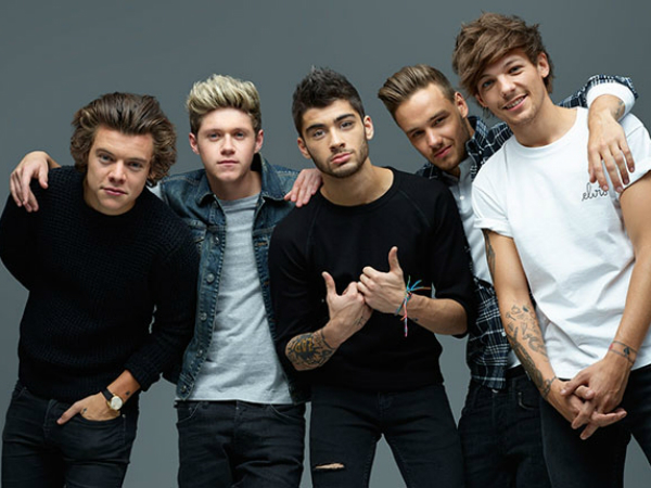Album Keempat One Direction akan Jadi Soundtrack Film?
