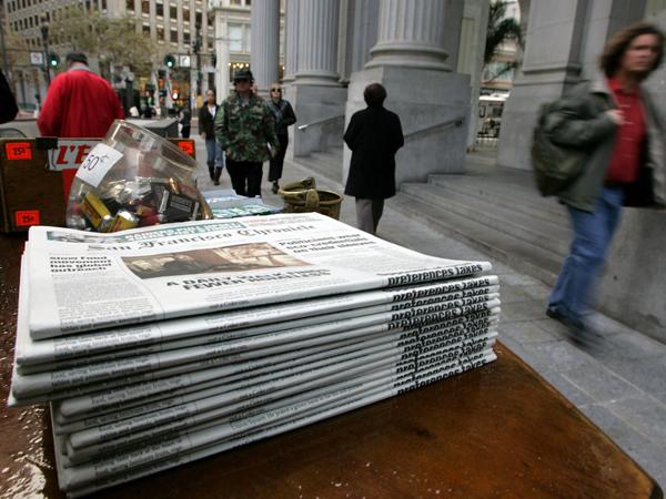 Usai Tulis Berita, Wartawan di Amerika Serikat Harus Antarkan Korannya Langsung ke Pembaca!