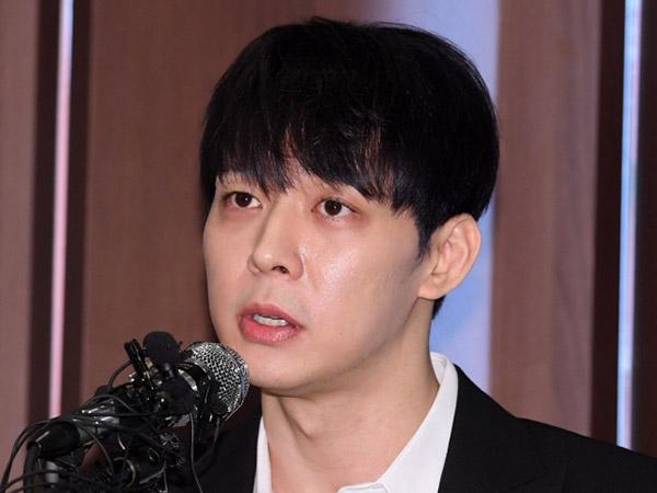 Park Yoochun Tegas Membantah Keterlibatannya dengan Kasus Narkoba Mantan Tunangan