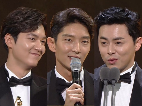 Lee Min Ho Hingga Baekhyun EXO, Berikut Daftar Lengkap Pemenang '2016 SBS Drama Awards'!