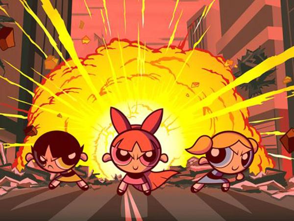 Serial Kartun The Powerpuff Girls akan Dibuat Versi Live Action