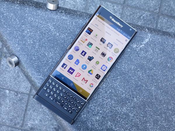 Sukses Rilis Priv, Blackberry Akan Sepenuhnya Beralih ke Android?