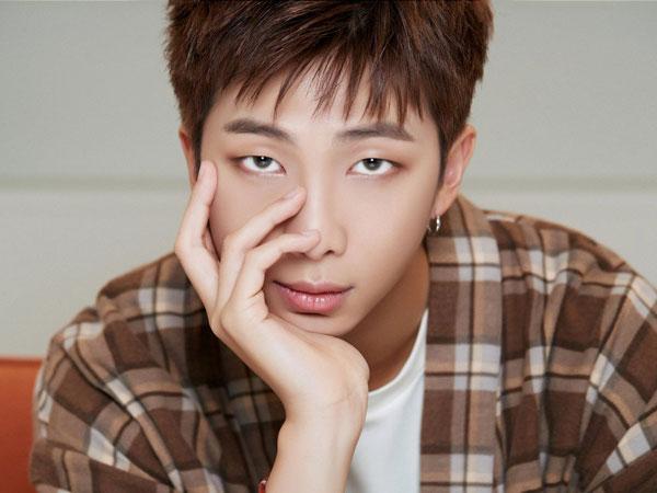 RM Bawa Kehangatan Dalam Foto Konsep Album BTS 'BE'