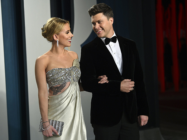 Scarlett Johansson Resmi Menikah, Gelar Pernikahan Tertutup