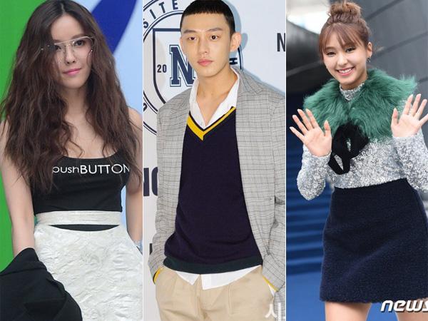 Selesai Digelar, Ini Dia Para Selebriti Paling Eksis di Seoul Fashion Week S/S 2017 (Part 1)