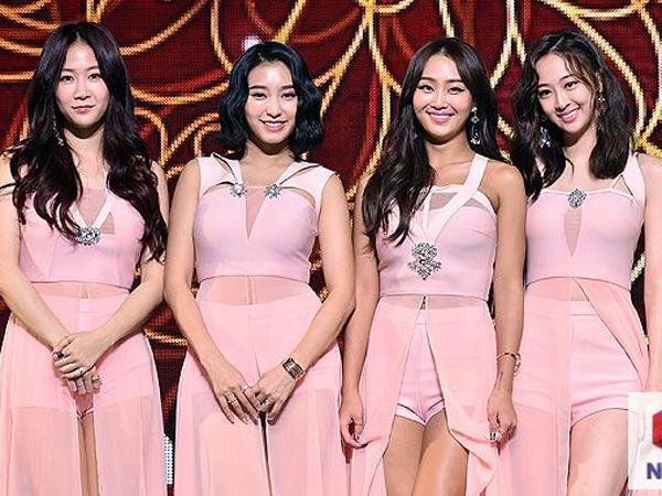 Ini Kata Sistar Soal Persaingannya dengan Girl Group Lain di Musim Panas