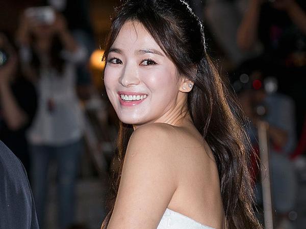 Song Hye Kyo Akhirnya Dikonfirmasi Hadir di KBS 'Drama Awards 2016' Setelah 12 Tahun!