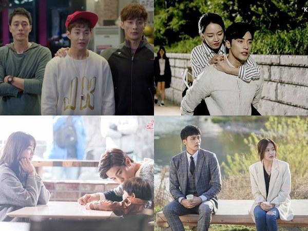 5 Drama Populer Sung Hoon, Mantan Atlet Renang yang Beralih Jadi Aktor