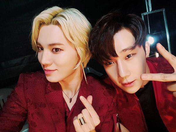 Manisnya Dukungan Sungjong Infinite Untuk Sunggyu di Acara Konser Militer