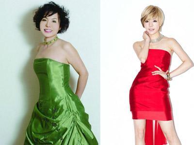 Sunny SNSD Punya Kemiripan dengan Penyanyi Senior Choi Jin Hee?