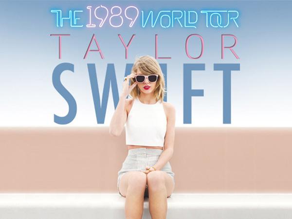 Konser di Jepang, Taylor Swift 'Ikut' Bangun Panggungnya Sendiri!