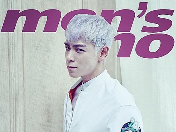 Tampannya T.O.P Big Bang Jadi Model Sampul Majalah Malaysia
