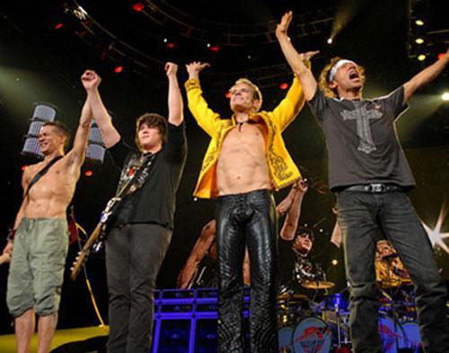 2012, Van Halen Bakal Tur Reuni