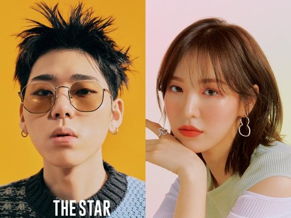 Wendy Red Velvet Kolaborasi dengan Zico untuk OST Drama The King: Eternal Monarch