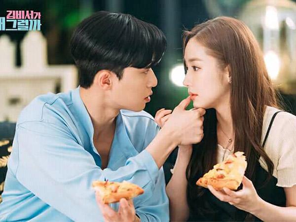 Sukses Besar, Park Seo Joon Kabarnya Jadi Alasan Park Min Young Mau Gabung Drama 'Secretary Kim'