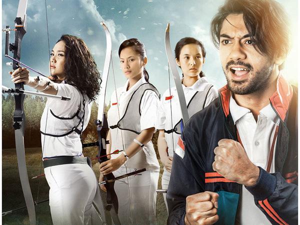 Belum Dirilis, Film '3 Srikandi' Sudah Dibeli Oleh Maskapai Penerbangan Luar Negeri!