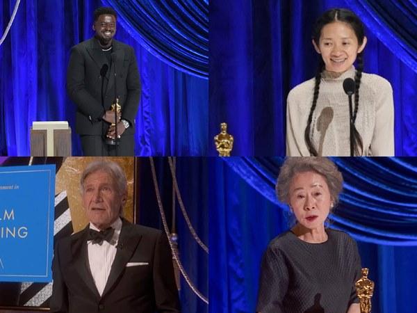 5 Momen Menarik di Oscar 2021