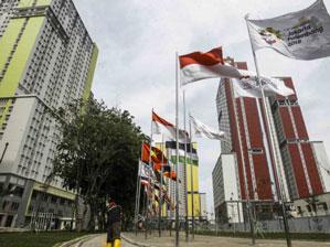 Persiapan Terkini Kali Item Jelang Asian Games 2018, Berhasil Tidak Bau Lagi?