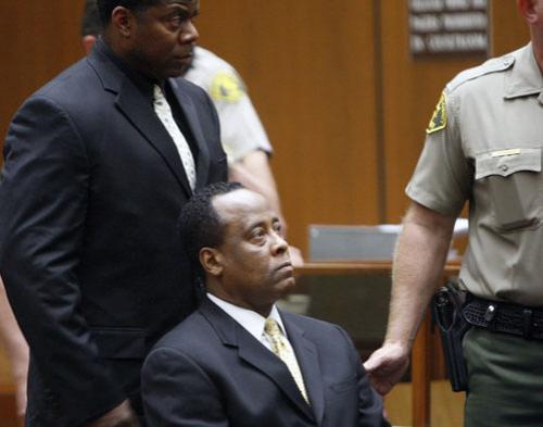 Dokter Pribadi Michael Jakson Divonis Bersalah