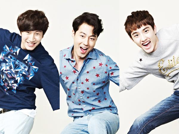 Jadi Drama Paling Top, 'It's Ok It's Love' Rilis Foto Bintang-Bintang Pria Tampan Mereka!