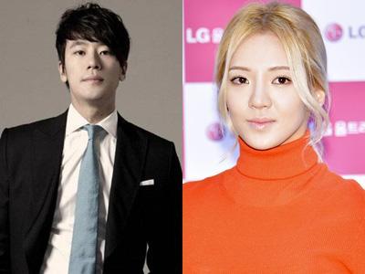 Mantan Pacar Hyoyeon SNSD Akhirnya Klarifikasi Soal Insiden Pemukulan Tak Sengaja