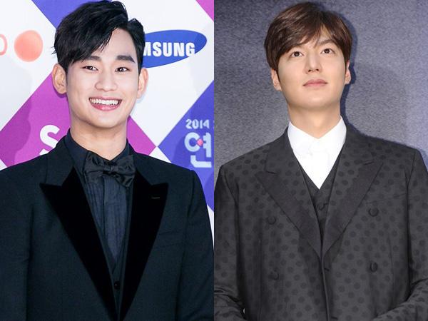 Dua Aktor Tampan Ini Jadi Bintang Hallyu dengan Bayaran Tertinggi di Cina!