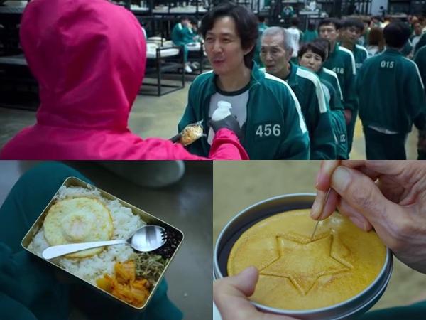 Makanan Khas Korea Selatan yang Muncul di Serial Squid Game