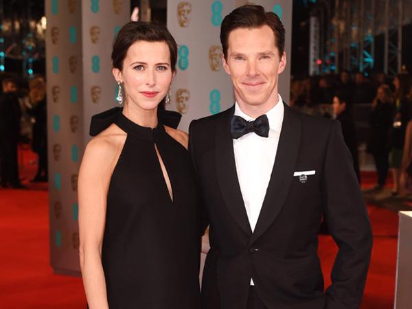 Benedict Cumberbatch dan Sophie Hunter Dikaruniai Anak Pertama