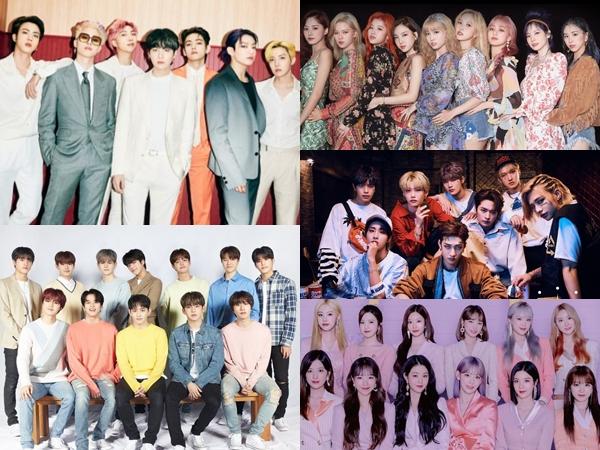 Sweet Banget! Ini 7 Lagu K-Pop Ini Didedikasikan untuk Fans (Part 1)