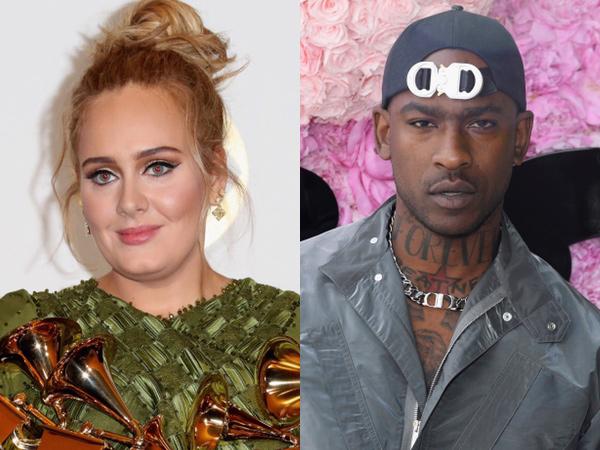 Belum Lama Cerai, Adele Disebut Kencani Seorang Rapper