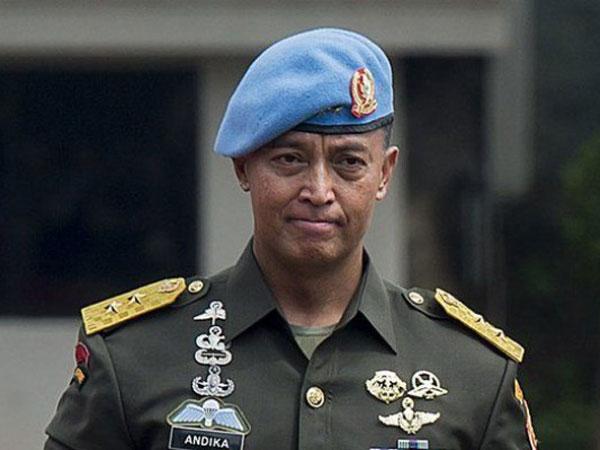 Karir Melesat, Siapa Sosok Andika Perkasa yang Baru Resmi Dilantik Jadi KSAD oleh Jokowi?