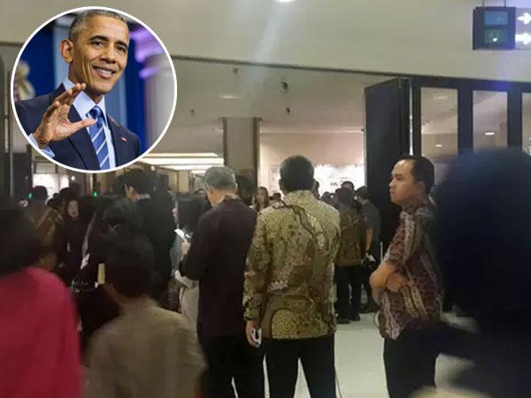 Barack Obama Hadir di Kongres Diaspora, 300 Polisi Siap Amankan Kota Kasablanka