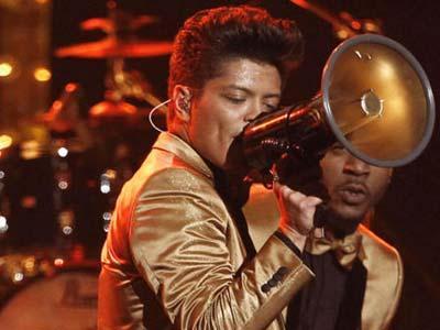 Tepati Janji, Bruno Mars Luncurkan Locked Out of Heaven