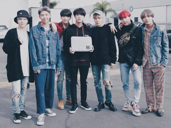 Dua Tahun Beturut-turut, BTS Menang Penghargaan di 'Teen Choice Awards'!