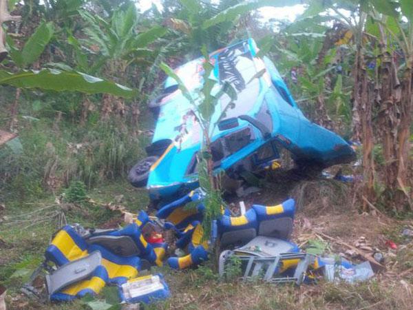 Kronologi Kecelakaan Maut Di Sukabumi yang Tewaskan Puluhan Orang