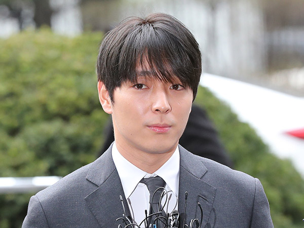 Choi Jonghoon Ajukan Banding Atas Vonis 5 Tahun Penjara