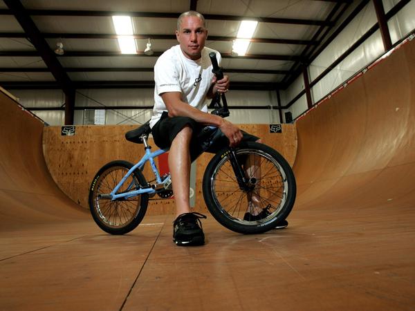 Ditemukan Tewas dengan Luka Tembak, Polisi Duga Rider BMX Ternama ini Bunuh Diri