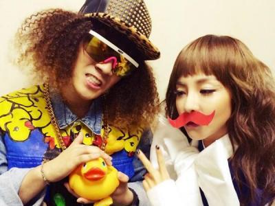 Kocaknya Seungri dan Dara Saat Parodikan G-Dragon dan T.O.P