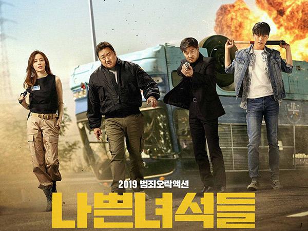 Dua Hari Tayang, Film Jang Ki Yong 'Bad Guys' Tembus 1 Juta Penonton