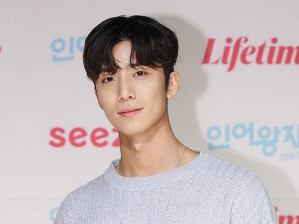 Hwiyoung SF9 Cerita Persiapan Lakoni Adegan Renang di Web Drama 'The Mermaid Prince'