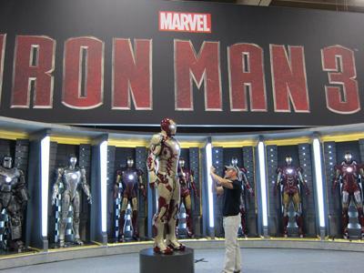 Kevin Feige: Iron Man 3 Bukan Film Yang Serius