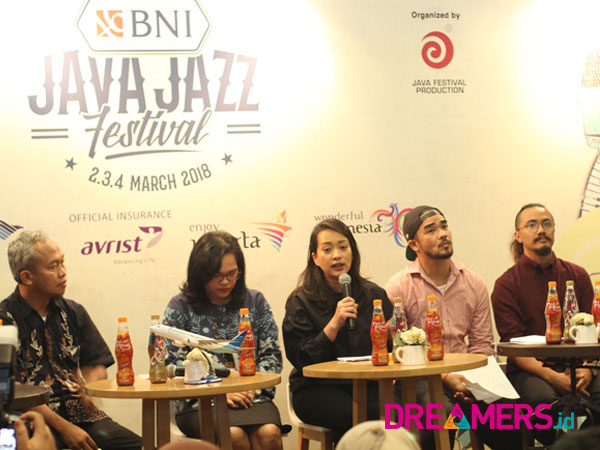 Gaet Semua Kalangan, Java Jazz Festival 2018 Siap Hadirkan Musisi Lintas Genre!