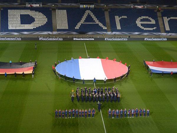 Benda Mencurigakan Ditemukan di Stadion, Pertandingan Jerman Vs Belanda Dibatalkan