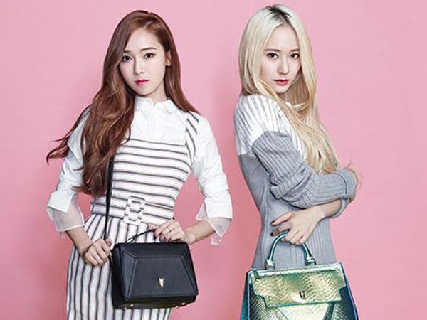 Jadi Sister Goals, Ini Satu Hal yang Buat Jessica Jung dan Krystal f(x) Tak Pernah Klop