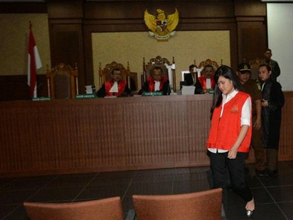 Saksi Ungkap Jessica Kumala Wongso Berprilaku Janggal Saat di Kafe Olivier
