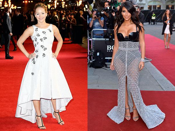 Jennifer Lawrence vs Kim Kardashian: Siapa Seleb yang Paling Banyak di-Google Tahun 2014?
