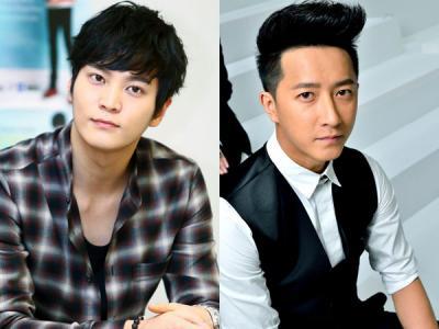 Joo Won Dikonfirmasi Akan Bermain Film Bersama Han Geng