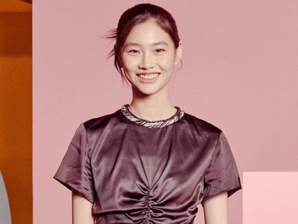 Jung Ho Yeon Resmi Jadi Aktris Korea dengan Followers Instagram Paling Banyak